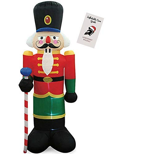 Outdoor Light Up Nutcrackers in US - 7