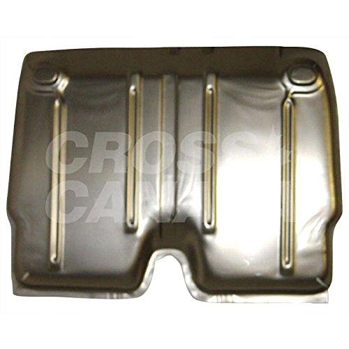 Ecklers Premier Quality Products 33241755 Camaro Trunk Lock Bezel