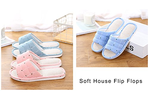 Flip Bedroom Grey Home Slippers Women Soft Flops Men House Indoor c Comfort xsby and 6qvfwYx