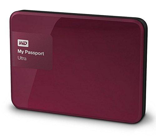 947 opinioni per WD WDBBKD0030BBY-EESN My Passport Ultra Hard Disk Esterno Portatile, USB 3.0, 3
