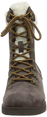 Stivale Stringato Dog brown Donna braun Rocket Weekender Cjo Marrone natural aq6HxxPw