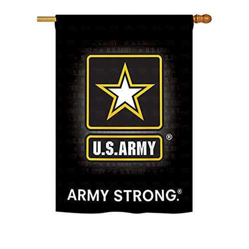 - Army Strong Banner Flag