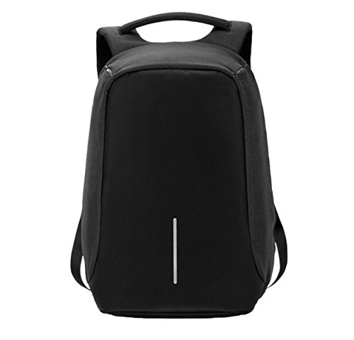 Computer Charge Business Usb Theft Shoulder Student Multi Anti Black Bag Travel Backpack Functional wvqZ0Wq8