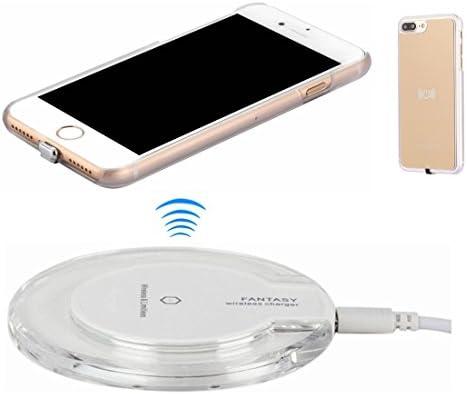 hanende Kit de Cargador Inalámbrico para iPhone 7 Plus, Qi Carga ...