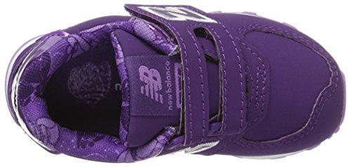 New Balance Unisex-Kinder 574v1 Sneaker Violett (Purple)