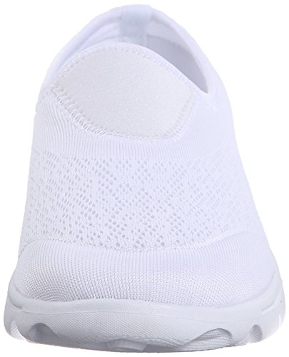 Propét Frauen TravelActiv SlipOn Fashion Sneaker Weiß