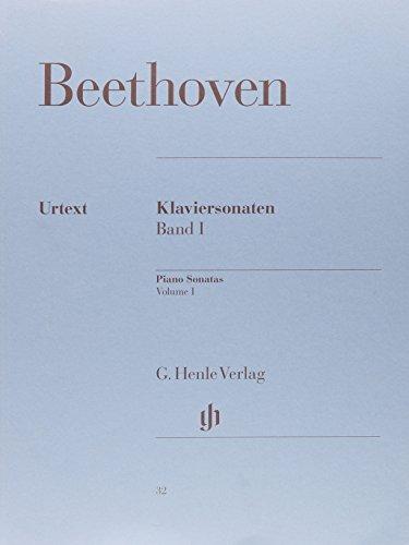 Piano Sonatas Volume I -