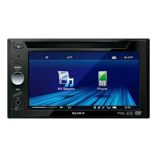Sony XAV64BT Bluetooth Discontinued Manufacturer