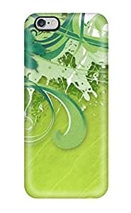 Kastlemane Clyde's Shop New Style premium Phone Case For Iphone 6 Plus/ Green Vector Hdtv Tpu Case Cover 9937999K11792363