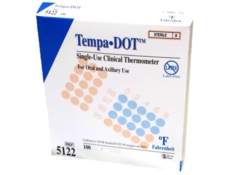 3M TempaDOT Thermometers Model 5122 product image