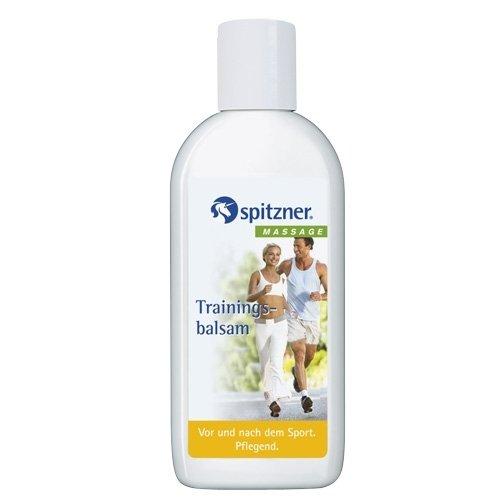 Spitzner Massage Fluid Trainingsbalsam 200 ml