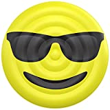 Floatie Kings: Sunglasses Emoji Pool Float, Huge (Inflatables, Floats Lounger)