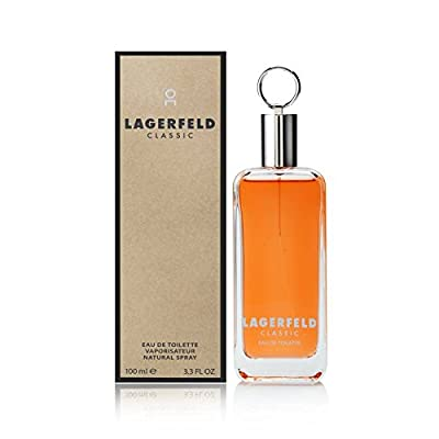Best Cheap Deal for Lagerfeld by Karl Lagerfeld for Men 3.3 Fl.Ounce EDT Spray from Parfums Karl Lagerfeld - Free 2 Day Shipping Available