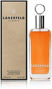 Lagerfeld by Karl Lagerfeld for Men - 3.3 oz EDT Spray