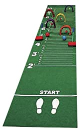 American Educational Products Long Jump/Croquet Mat Game