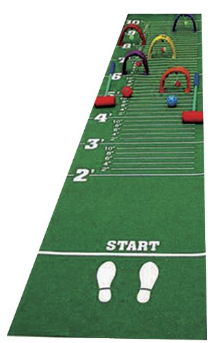 American Educational Products Long Jump/Croquet Mat Game by American Educational Products