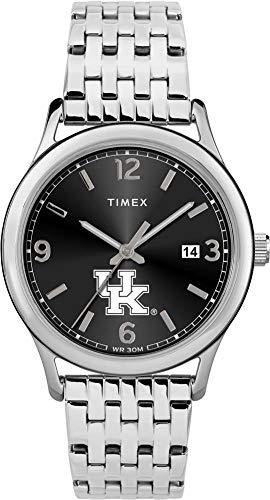 (Timex Women's Kentucky Wildcats UK Watch Sage Stainless Watch)