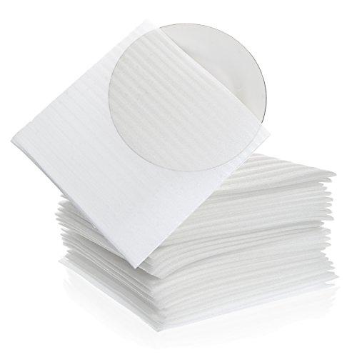 Foam Wrap Cup Pouches 9 1/8