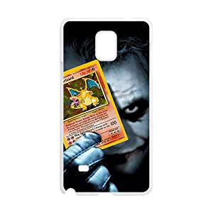 BYEB Unique movie card clown Cell Phone Case for Samsung Galaxy Note4