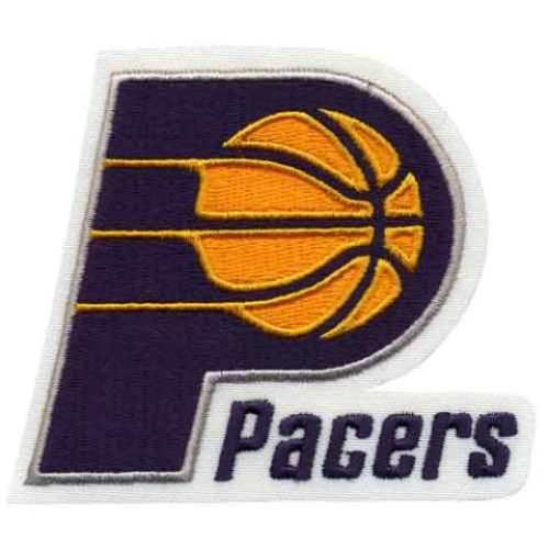 UPC 839987000211, Indiana Pacers Logo Patch