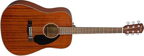 Fender CD60s Dreadnought Acoustic Guitar (Mahagony) 3