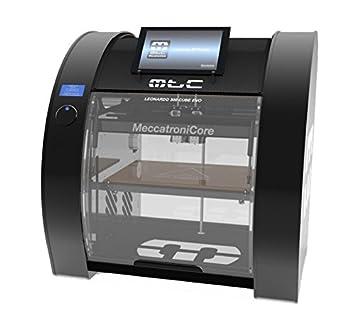 Impresora 3d MTC Leonardo 300 EVO H: Amazon.es: Electrónica