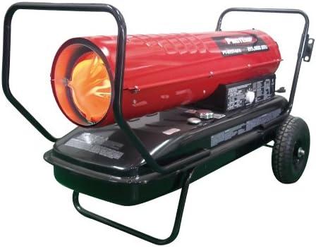 Pro-Temp PT-215T-KFA 215, 000 BTU Kerosene Forced Air Heater with Thermostat