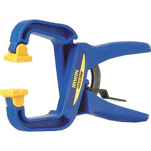 Quick-Grip Handi-Clamp Curved Bar Clamp (Pack of 4) by Irwin Tools