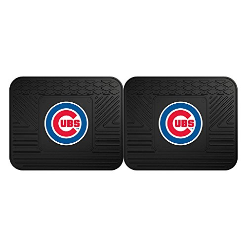 Chicago Cubs 2 Piece Car - 5