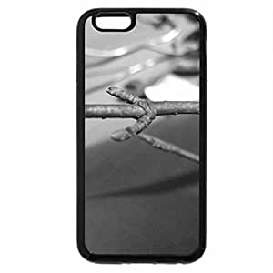 iPhone 6S Case, iPhone 6 Case (Black & White) - Spring