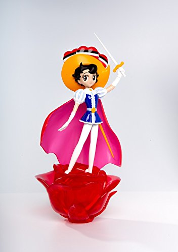 - Osamu Tezuka Princess Knight Sapphire Standing Diecast Figurine 16.5cm tall Official Japan Licence