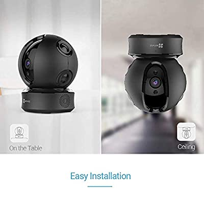 EZVIZ 1080p Pan and Tilt Indoor Wi-Fi Camera by EZVIZ