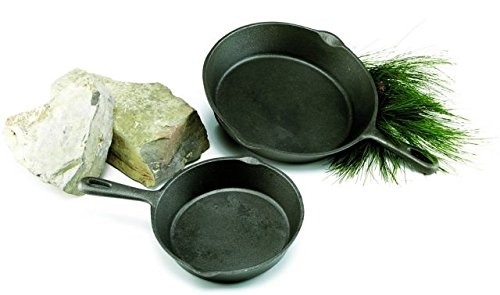 Iron Cast Texsport Pan (Texsport Cast Iron Skillet Fry Pan)