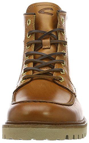 camel active Roots 12, Botines para Hombre Marrón (scotch 01)