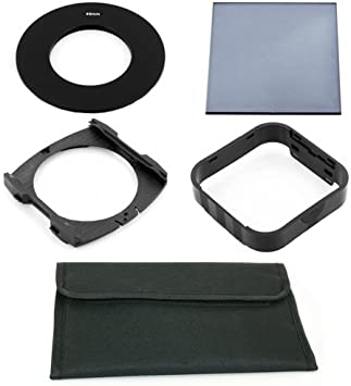 Generic 49mm  Filter Adapter Ring For Cokin A-Series