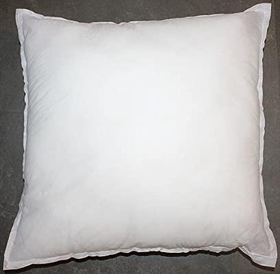 Relleno para cojines, decoración, 50 x 50 cm, calidad superior, indeformable