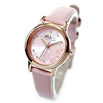 a0c10333c7 Amazon   [ジルバイ ジルスチュアート]JILL by JILLSTUART 腕時計 レディース ラブ ドット SILDAD03    レディース腕時計   腕時計 通販