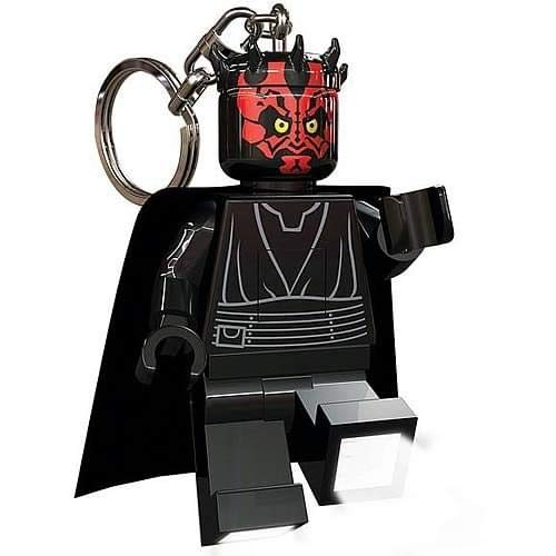 - Play Visions Lego Star Wars Darth Maul Key Light