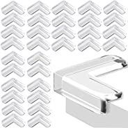 Safety Corner Protectors Guards, Baby Proofing Safety Corner Clear Furniture Table Corner Protection, Kids Sof