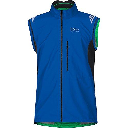 Gore Jacket Windstopper En Para Compacta Multicolor Zip Azul off Negro Ciclismo Ligera Wear 2 Súper Jwaelm Bike Hombre Chaqueta 1 brilliant rpFgrwq