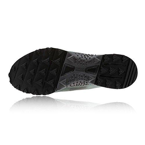 Sentier Sur Cendr Reebok gris Pour Gris De Noir Multicolores All Terrain Course Craze Hommes 000 Craie Chaussures TRB0g