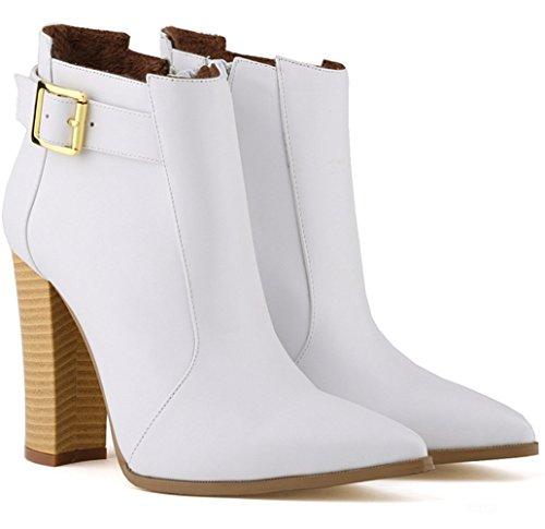 LOVEB (White Sexy Boots)