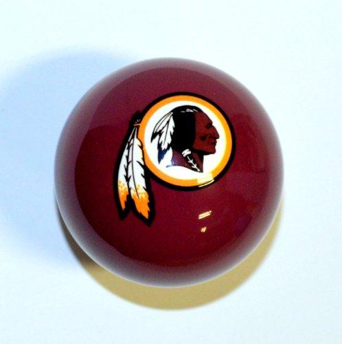 Washington Redskins Billiard Balls Redskins Pool Balls