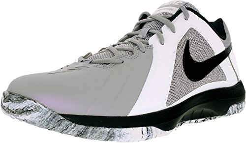 Nike Mens Air Mavin Low Basketball Shoe Wolf Grey/Black-white-pure Platinum Z5oKLN7jjk
