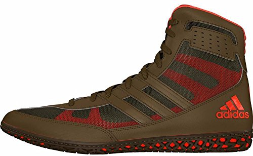 innovative design 9d8d4 36503 adidas Mens Mat Wizard David Taylor Edition Wrestling Shoes