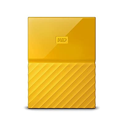 My Passport for Mac Portable External Hard Drive (PC only)