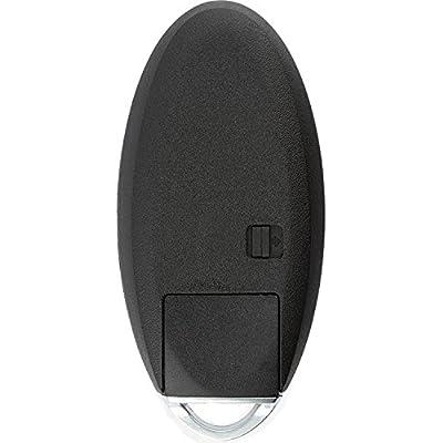 KeylessOption Keyless Entry Remote Smart Car Key Fob for Nissan Leaf, Quest, Juke, Cube, Versa Note CWTWB1U808: Automotive