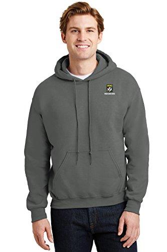 Custom Embroidered Gildan Heavy Blend Pullover Hooded Sweatshirts – Pack Of 5