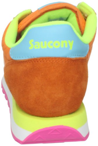 Chaussures Jazz Original Orange orange De Femme Saucony Cross pEFxqFw