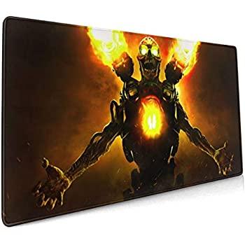 The Legend of Zelda Mouse Pad Rectangle Non-Slip Rubber Electronic Sports Oversized Large Mousepad Gaming Dedicated,for Laptop Computer /& PC 15.8X35.4 Inch
